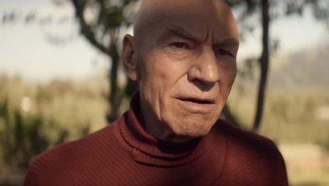 Patrick Stewart en Star Trek: Picard