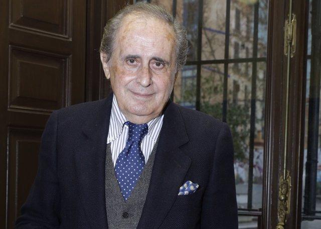 Jaime Peñafiel, en una imagen de archivo de Europa Press