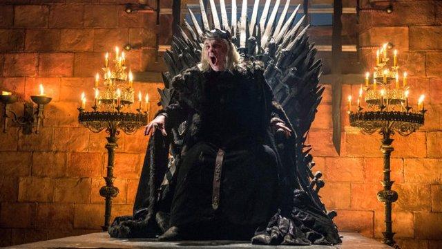 Aerys Targaryen, el Rey Loco de Juego de Tronos
