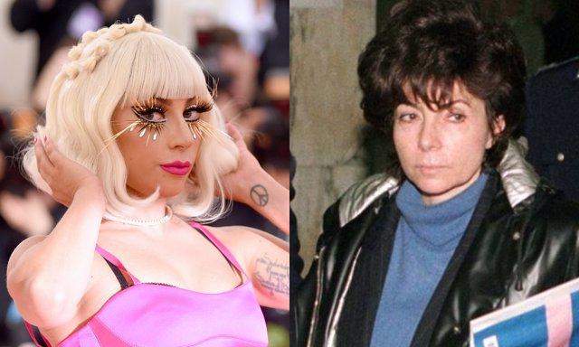 Lady Gaga junto a su nuevo personaje en el cine: Patrizia Reggiani