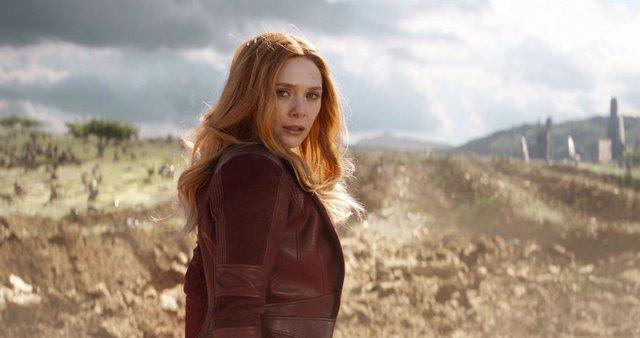 ¿Aparecerá Bruja Escarlata En 'The Multiverse Of Madness'?