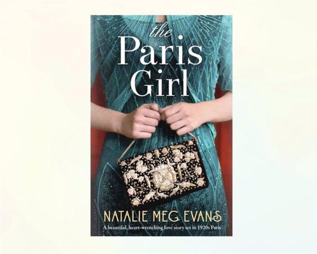 """Portada libro  """"The Paris Girl"""""""