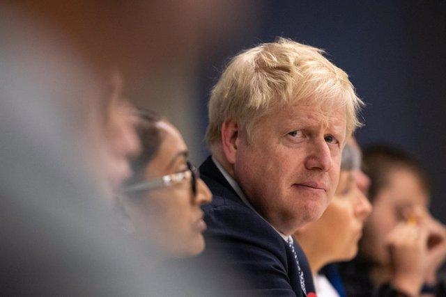 Brexit.- Johnson asume el acuerdo con Bruselas como única forma de salir de la U