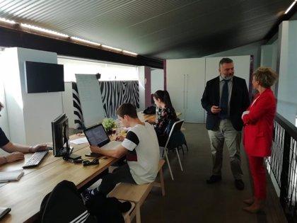 Economía.- La Junta valora el trabajo de la empresa Epickids, primera escuela de emprendimiento junior de España