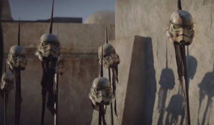 """The Mandalorian incluye """"un dramático spoiler"""" de Star Wars"""