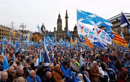 Johnson descarta un nuevo referéndum para la independencia de Escocia