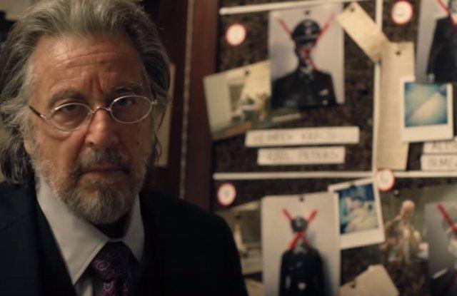 Al Pacino lidera la caza contra los nazis