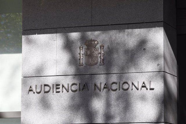 Seu de l'Audiència Nacional del carrer Genova