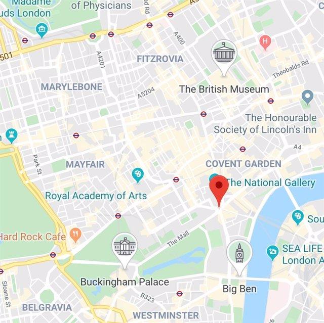 Google Maps introduce nuevos iconos para indicar los lugares de interés turístic