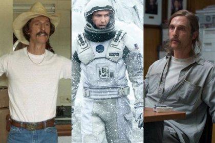 Matthew McConaughey: Cinco grandes papeles que marcaron su carrera