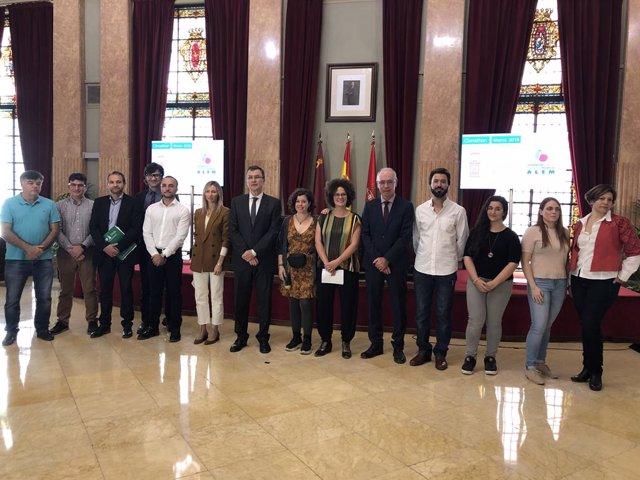 Ayuntamiento Murcia estudia implantar contenedores especiales que permitan recic