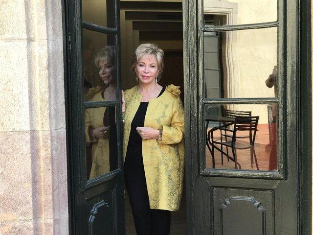 """Isabel Allende: """"Creo que hay movimientos de malestar en todas partes"""""""