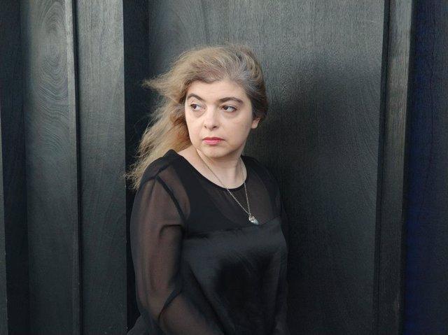 La novel·lista i periodista argentina Mariana Enríquez.
