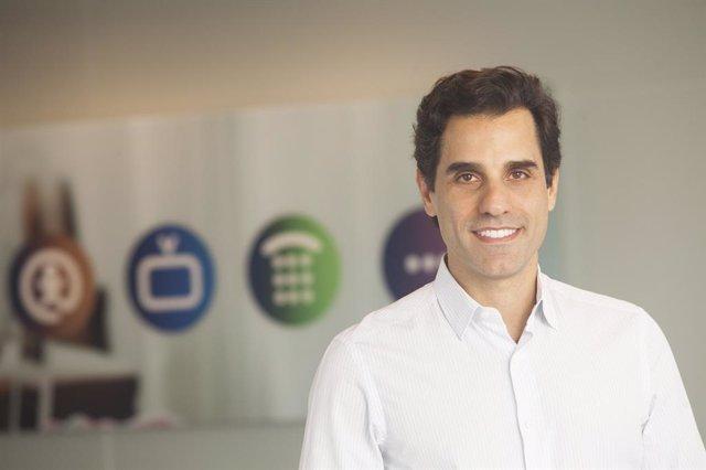 Economía/Empresas.- El beneficio de la filial brasileña de Telefónica cae un 49,