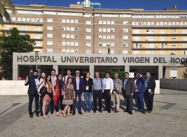 Oncólogos andaluces forman a especialistas de México en el abordaje y atención d