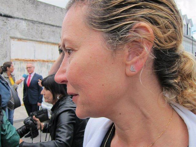 Diana López-Pinel, mare de Diana Quer, en una foto d'arxiu.