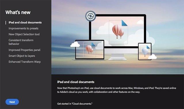Adobe lanza Photoshop en iPad y presenta la 'app' de cámara Photoshop para edita