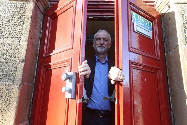 Jeremy Corbyn, líder del Partido Laborista