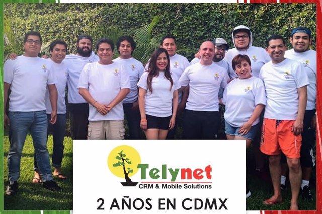 COMUNICADO: TelyNET sales, APP móvil para una solución global a vendedores propi