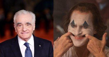 Martin Scorsese revela por qué no quiso dirigir Joker