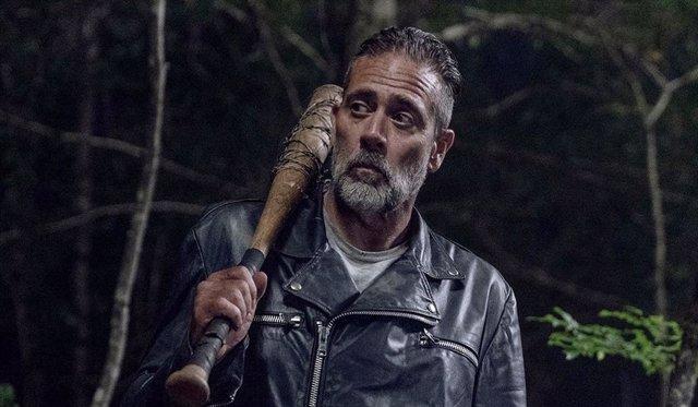 Negan en The Walking Dead