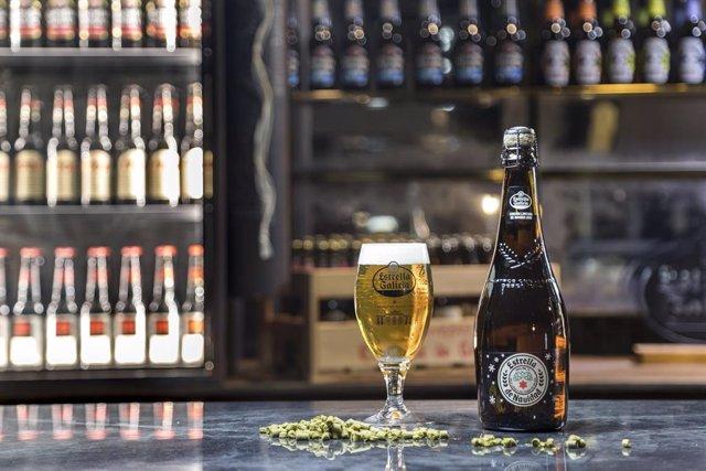 Estrella Galicia lanza su cerveza para Navidad