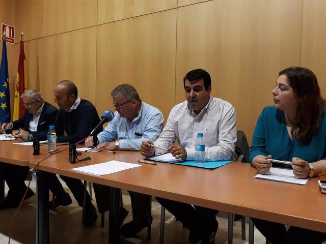Las organizaciones agrarias y asociaciones se manifestarán el 19 de noviembre en Almería