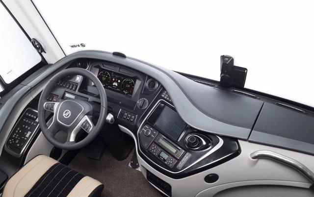 Grupo Irizar se alía con Mobileye (Intel) para avanzar en la seguridad de sus vehículos