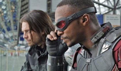 Primeras imágenes del rodaje de The Falcon and the Winter Soldier