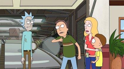 Nueva imagen de la cuarta temporada de Rick y Morty, que llega a HBO y TNT el 11 de noviembre