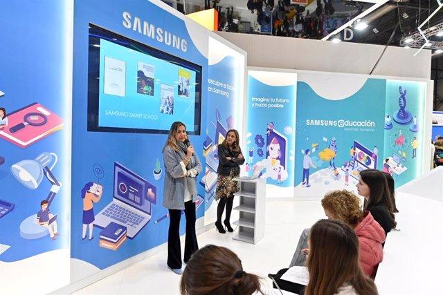 La competencia digital de los alumnos de Samsung Smart School crece un 12,5% con