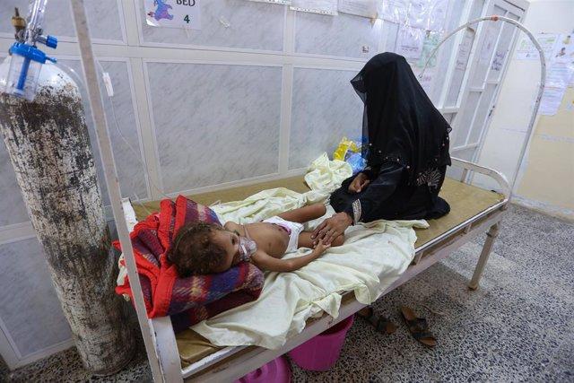 Yemen.- Un hospital para atender a un millón de personas en medio de la guerra d