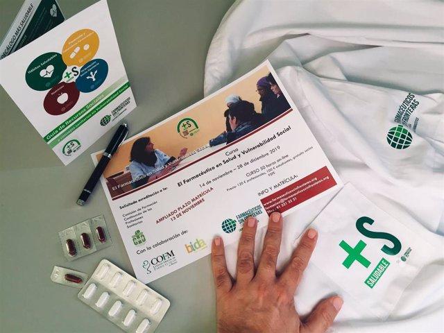 Farmacéuticos Sin Fronteras lanza un curso para formar en atención a la salud de los colectivos vulnerables
