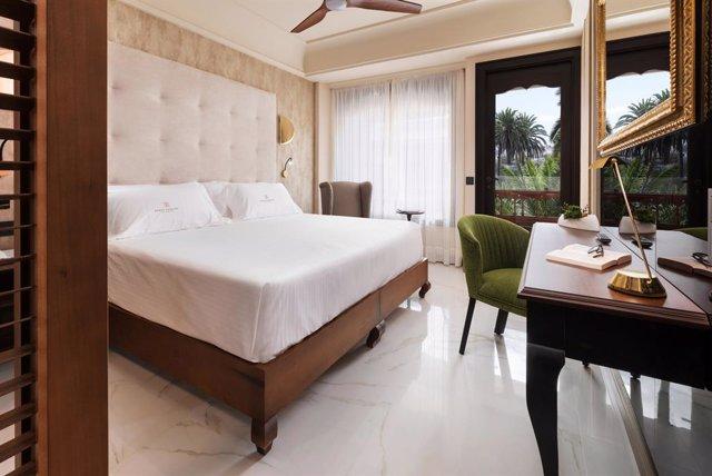 Habitación de hotel de Barceló