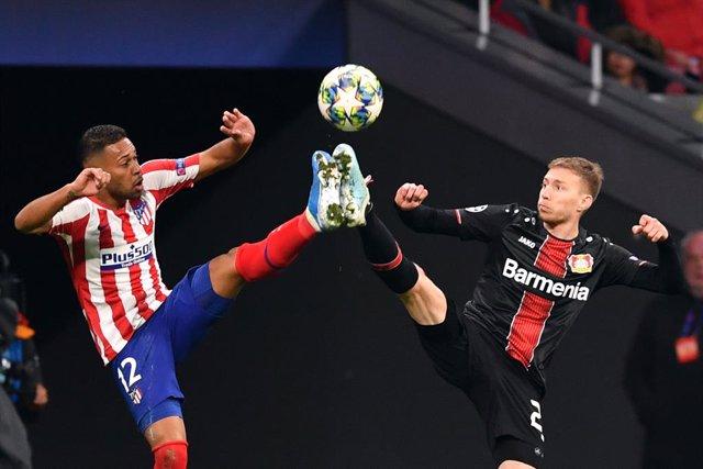 Fútbol/Champions.- Previa del Bayer Leverkusen - Atlético de Madrid