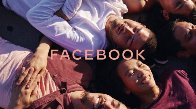 Nou logotip de l'empresa Facebook