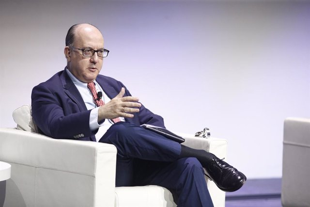 El president de la AEB, José María Roldán
