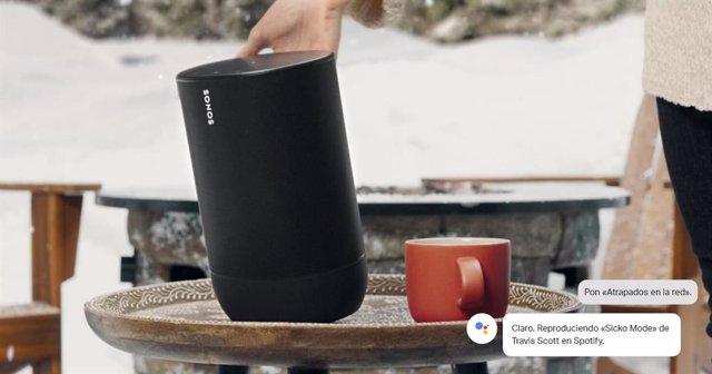 Sonos añade el Asistente de Google a través de una actualización de 'software' g