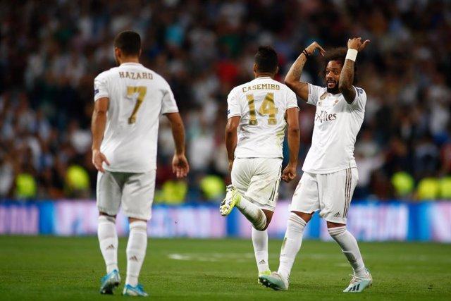 Fútbol/Champions.- Previa del Real Madrid - Galatasaray