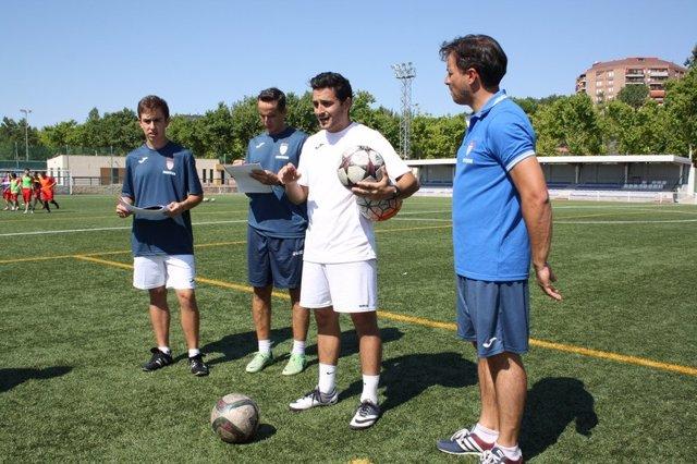 Fútbol.- La Federación de Fútbol de Madrid elige Tres Cantos como sede para la f