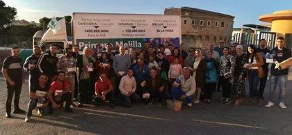 CPM anuncia una denuncia contra el PP por insinuar que compran votos en Melilla para las generales