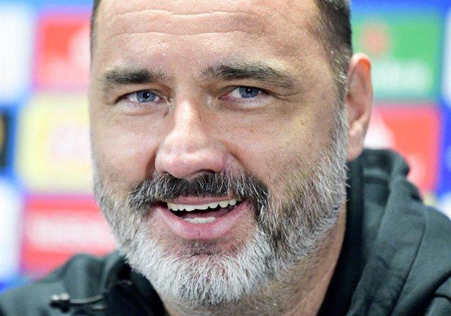 """Fútbol/Champions.- Trpisovsky: """"Hemos sumado un punto y es un gran honor hacerlo"""