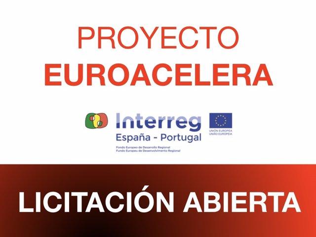 Cartel del Proyecto Euroacelera