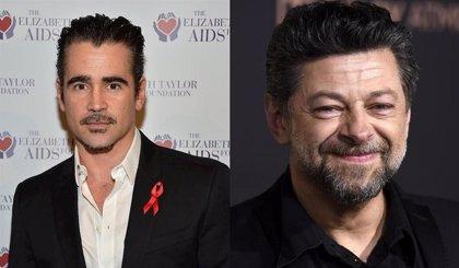 The Batman: Colin Farrell será el Pingüino y Andy Serkis Alfred