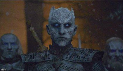 Juego de tronos: Así (de diferente) era el Rey de la Noche de Game of Thrones