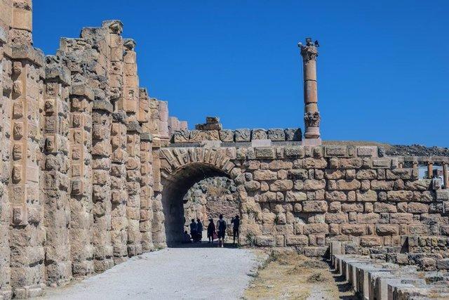 Ruïnes de Gerasa.