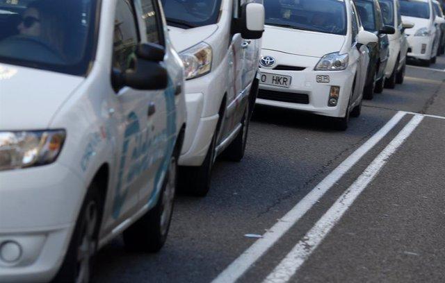 Tráfico, Madrid, cortes de tráfico por contaminación, coche, coches, vehículo, vehículos