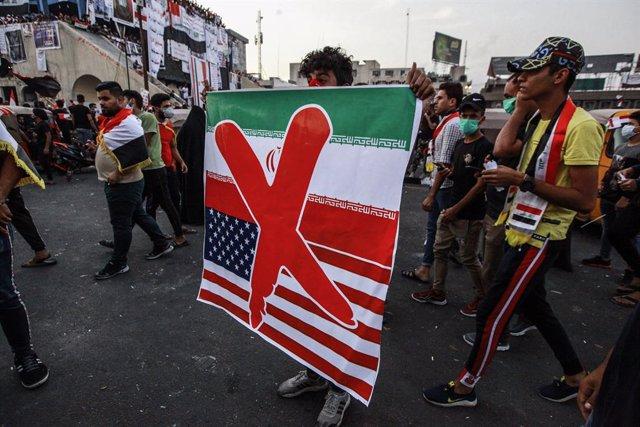 Fútbol.- La FIFA solicita a Iraq que juegue ante Irán y Baréin en un sitio neutr