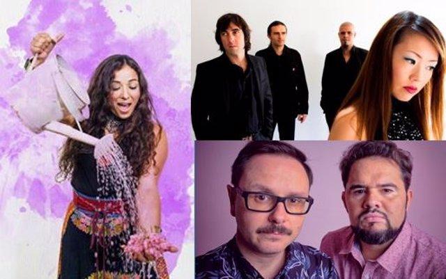 Tres grupos canarios actuarán en el Mercado de Música Circulart
