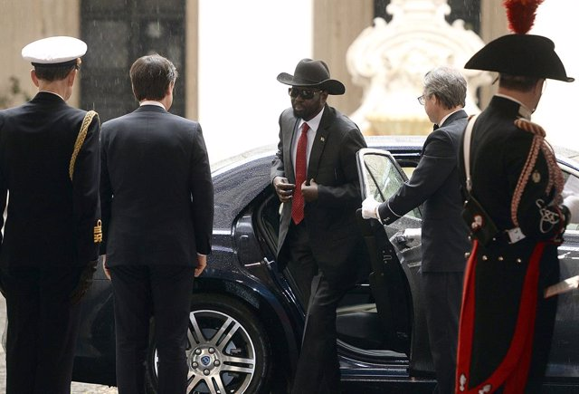 Sudán del Sur.- Kiir insiste en conformar el gobierno de unidad en Sudán del Sur